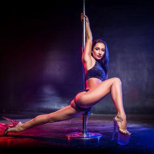 High Heels Poledance